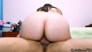 Big Ass PAWG Anal Creampie