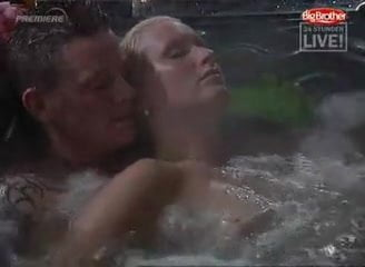Big Brother, Germany 2005 - Virginia Gina Schmitz fucked
