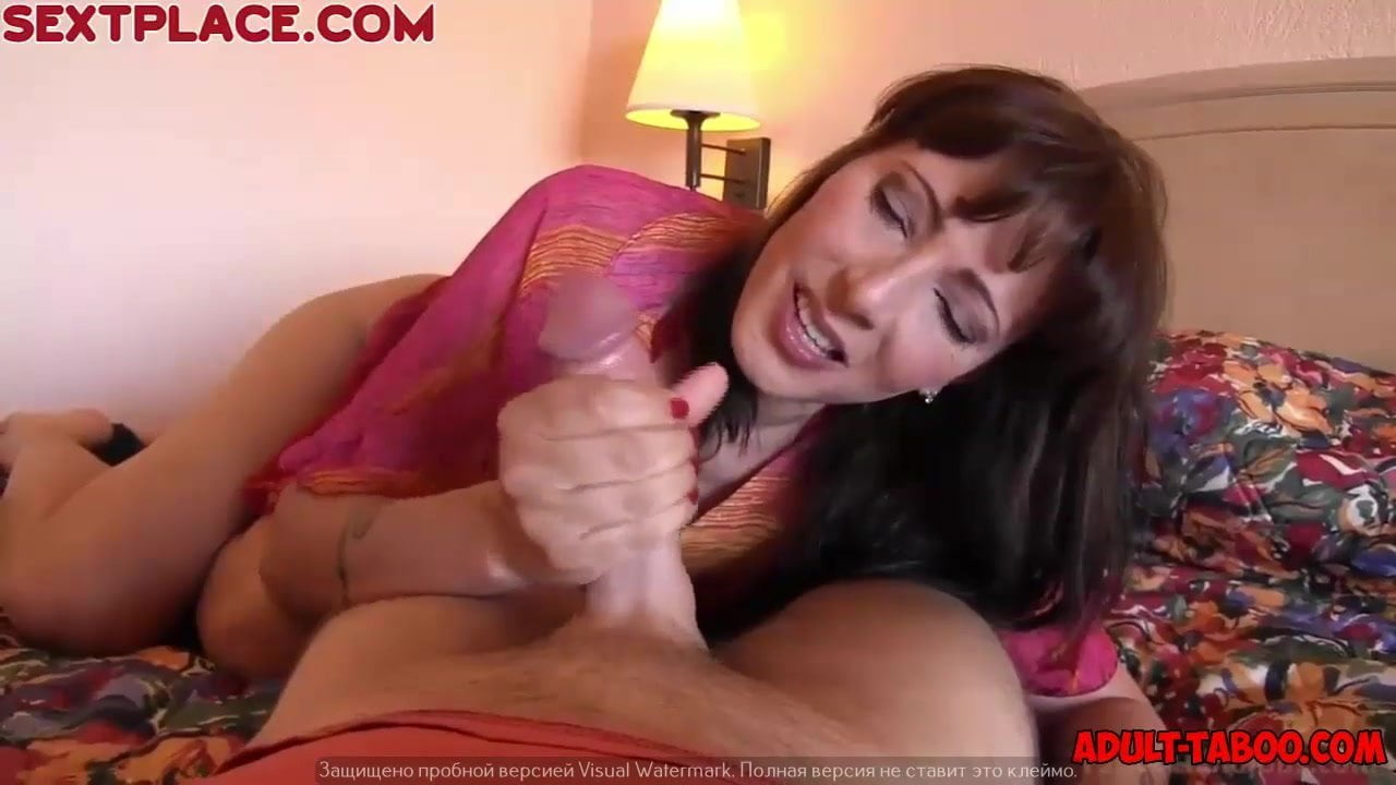 Real Stepmom Fucks Stepson On Vacation