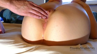 MASSIVE CREAMPIE! He´s Pumping Cum Into Me Like Crazy - PN