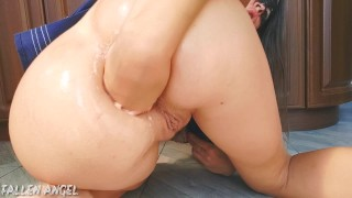 CRAZY ANAL FISTING, PROLAPSE AND HOT SQUIRT