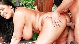 La Novice - Hot French Lady Tatyana Hard Drilled By Husband